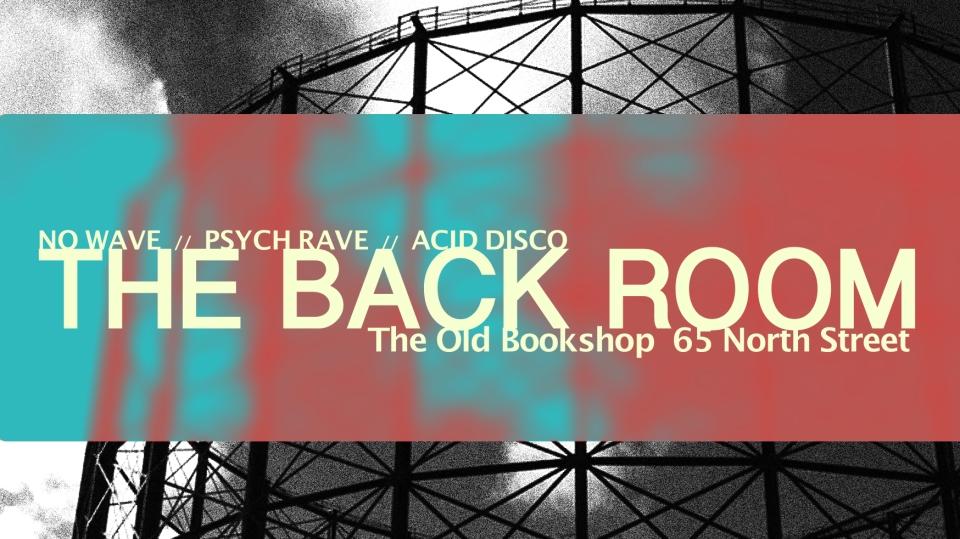 Back Room FB Event Old Bookshop